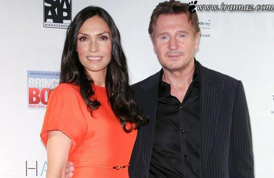 بلند قدترین بازیگران مرد و زن هالیوودی (گزارش تصویری)