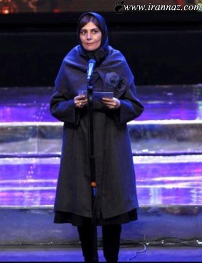 انتخاب خوش تیپ ترین بازیگر زن توسط صدا و سیما