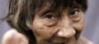 سرشناس و معروف ترین زن یک قبیله در حال انقراض!