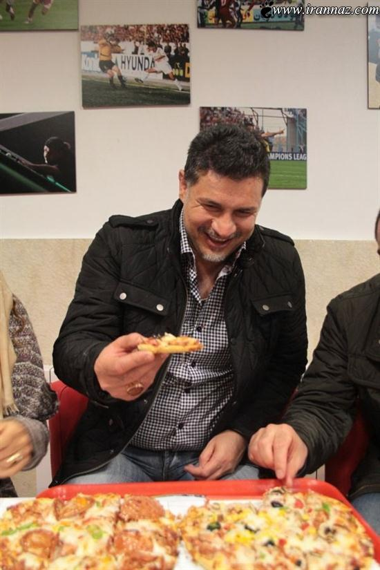 افتتاح شدن رستوران جدید علی دایی در اردبیل (عکس)