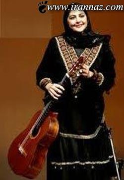تنها زن ایرانی دارنده دکترای گیتار در دنیا (عکس)