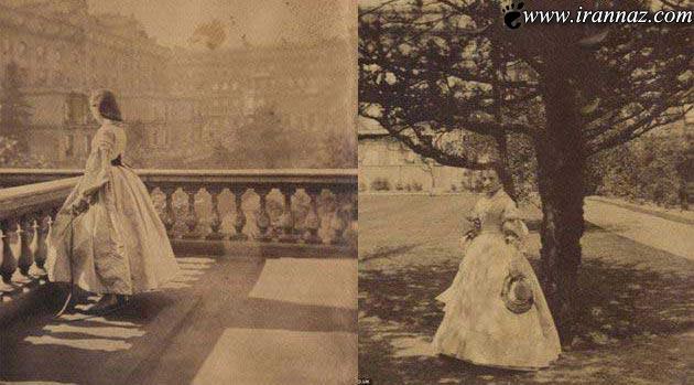 قدیمی ترین عکس های فشن از دنیای مد و زنان مدل