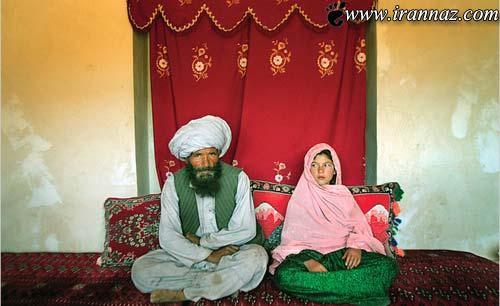 ازدواج باورنکردنی مردی 45 ساله با دختر بچه 4 ساله!