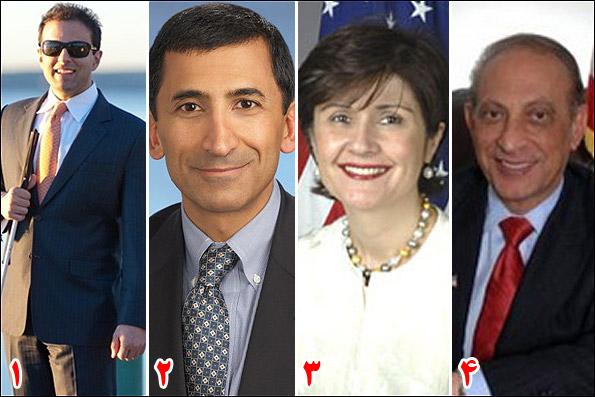 بالاترین مقامات سیاسی ایرانی تبار در جهان (عکس)