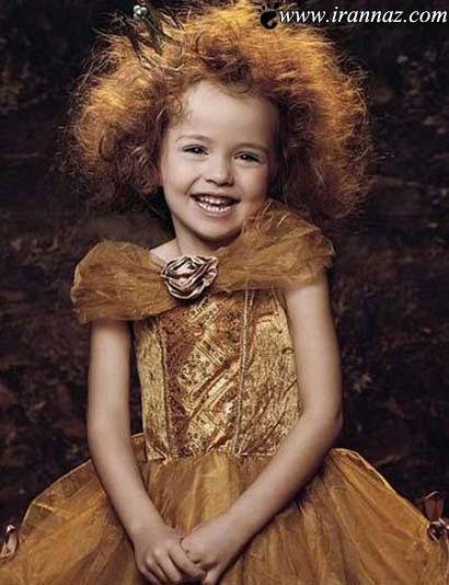 این دختر در دنیای مد همه را شگفت زده کرده (عکس)
