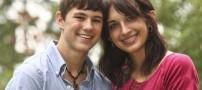 عشق و ازدواج یک دختر و پسر تغییر جنسیتی(عکس)