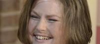 زنی که 16 سال موهای صورتش را اصلاح نکرد (عکس)