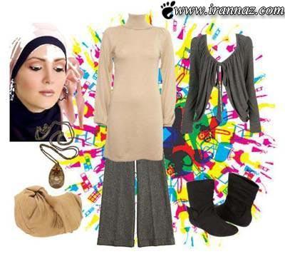 جدیدترین ست لباس های زنانه زمستانه در سال 2013