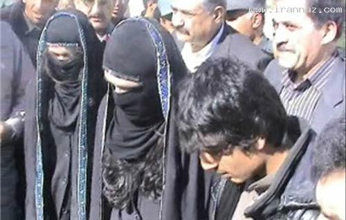 دستگیری شدن برخی از طالبان با لباس زنانه (عکس)