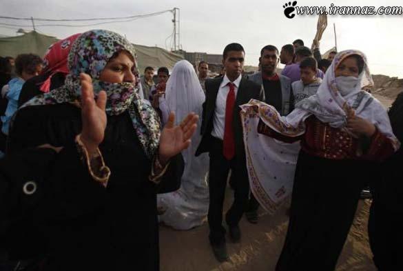 قاچاق جدید عروس از تونل های زیرزمینی! (تصاویر)