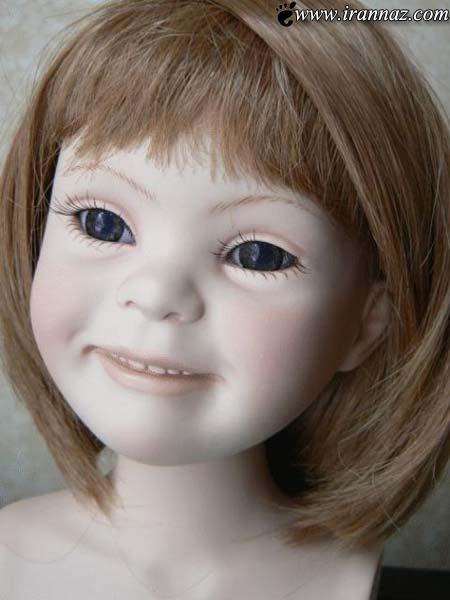 عروسکهای جالب ویژه دختران عقب مانده ذهنی(عکس)