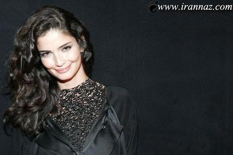 اولین ملکه زیبای ایرانی در مجله پلی بوی (عکس)