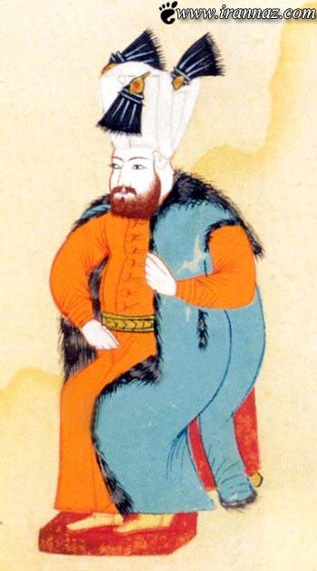 پادشاهی که عشق به زنان چاق او را به جنون کشید!!