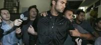 اعدام فوتبالیست مشهور جهان به جرم قتل (تصاویر)