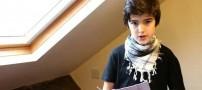 این خواننده زیبای ایرانی نفر اول مسابقات بریتانیا شد