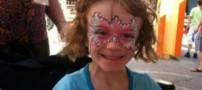 دختر کوچولوی نازی که اگر بازی کند می میرد!! (عکس)