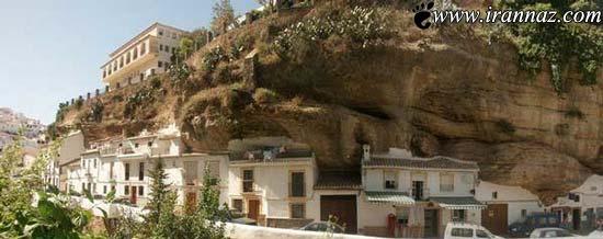 عکس های رویایی و دیدنی دهکده ای میان صخره ها!