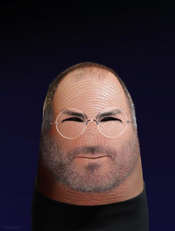 عکس های باورنکردنی چهره انسان با پوستی امواجی!