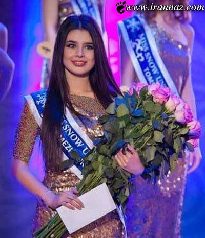 عکس هایی از انتخاب شایسته ترین دختر 2013 روسیه