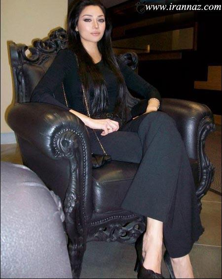 عکس های زیبا و بسیار جذاب خانم بازیگر ایرانی در هالیوود
