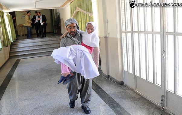 عکس های جدید و دلخراش از دختران مدرسه شین آباد