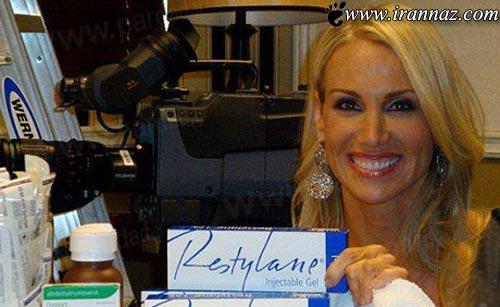 پزشک ویژه پوست و زیبایی زنان جذاب هالیوود (عکس)