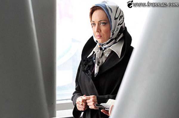 عکس های جالب خانم بازیگر مشهور سینمای ایران