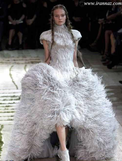 عکس های دیدنی از دیوانه وارترین مدل لباس های دنیا