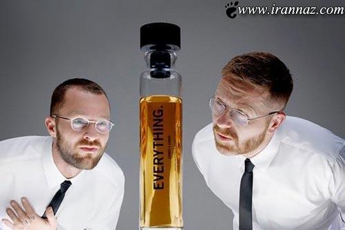 جدیدترین عطر جهان با 1400 رایحه متفاوت!! (عکس)