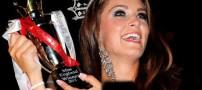 انتخاب جالب ملکه زیبایی بدون آرایش در انگلیس(عکس)