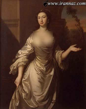 اولین زن جذابی که به خاطر آرایش زیاد مرد (عکس)