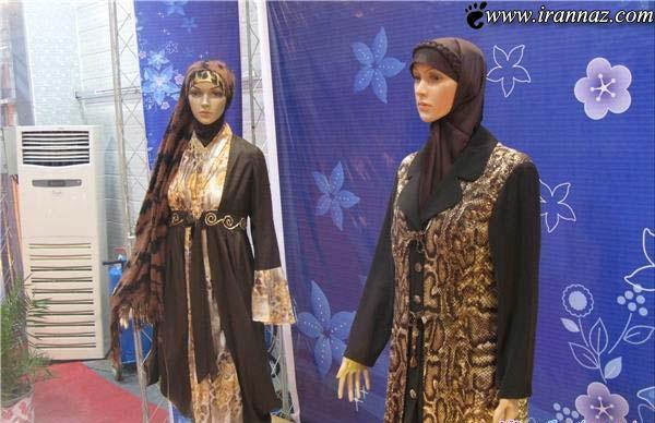 مانکن های زیبا در جشنواره مد و لباس گلستان (تصاویر)