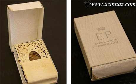 جنجال فروش یک تکه کیک مراسم ازدواج ملکه (عکس)