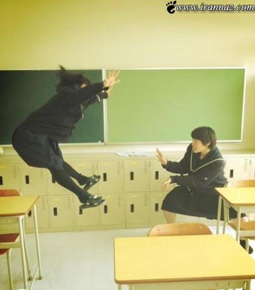 جدیدترین و جالب ترین بازی هادوکنینگ دختران ژاپنی