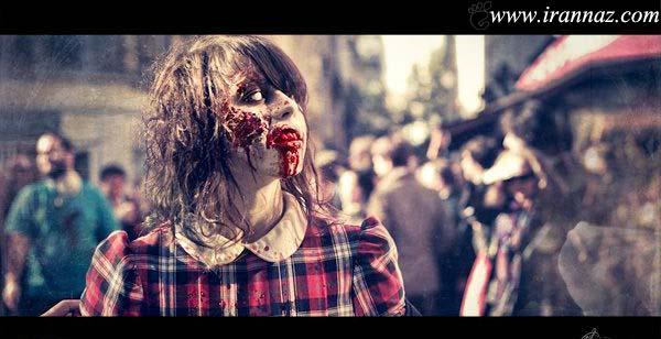 عکس های ترسناک از راهپیمایی جادوگران سیاه (18+)