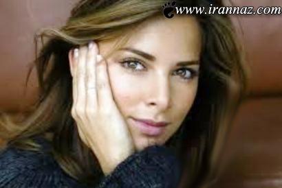 زیباترین مجری زن فرانسه و شایعه ایرانی بودنش(عکس)