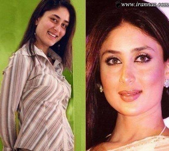 عکس های بازیگران زیبای زن هندی بدون آرایش