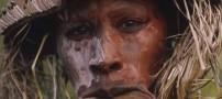 عکس های حیرت انگیز قبیله ای شبیه انسانهای اولیه