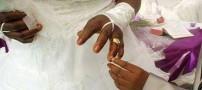 ازدواج باورنکردنی زن 60 ساله با پسر 8 ساله!! (عکس)