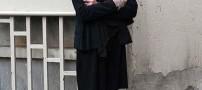 زن فرانسوی که می خواهد حق ایران را بگیرد! (عکس)