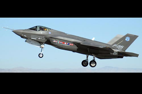 F-35 Lightning II: $122 million