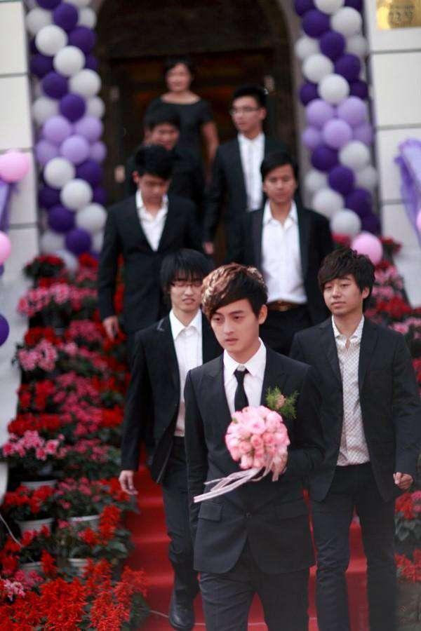 عکسهای یک عروسی مجلل و لوکس در چین