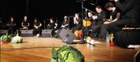 عکس های جالب ارکستر میوه ای در وین