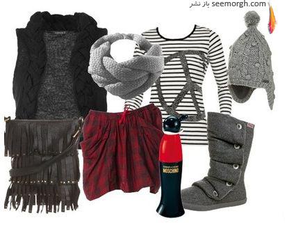 مدلهای جدید کلاه بافتنی زنانه برای زمستان