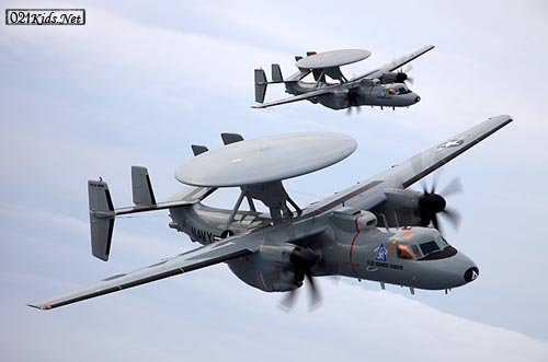 E-2D Advanced Hawkeye: $232 million