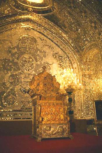 جواهرات سلطنتی ایران (+عکس)