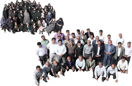 مردی ایرانی با 26 زن و گرفتن 3 زن در یک شب!!