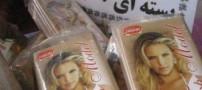 تصویر فروش شکلات های مستهجن در مغازه ها