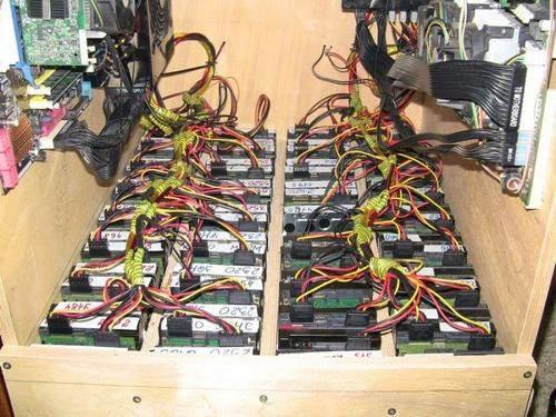کامپیوتر ۷۰ ترابایتی با ظرفیت ۲۴ میلیون قطعه موسیقی