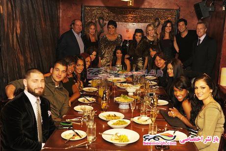 عکسهایی از جشن تولد زیباترین زن هالیوود